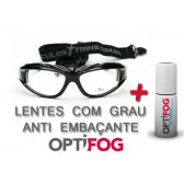 Óculos + Lentes Optifog